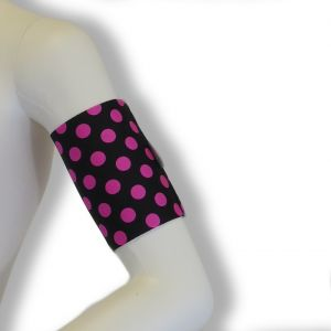 Easy arm band (Pois BK/FS)