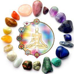 Le 3 Pietre dei Chakra