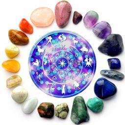 Le 4 pietre dello zodiaco
