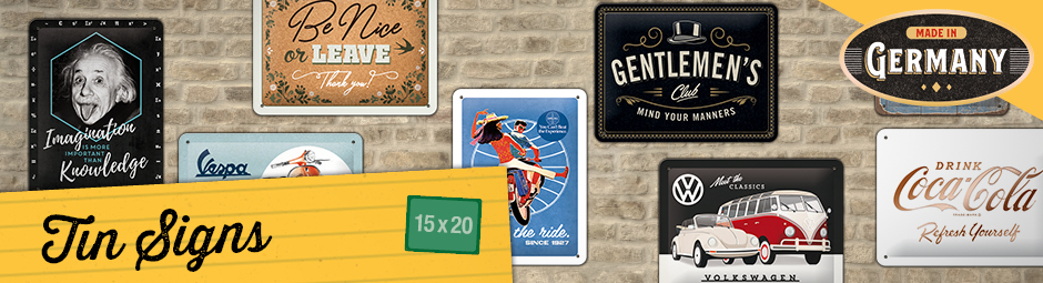 Cartelli 15 x 20 cm