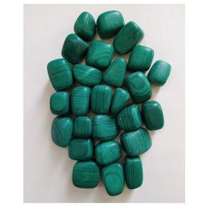 Howlite malachite Confezione 10 pezzi