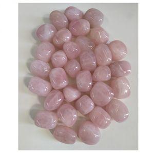 Quarzo rosa B Confezione 10 pezzi