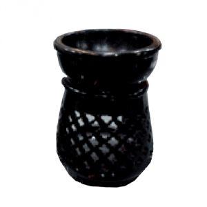 Brucia essenze in pietra saponaria