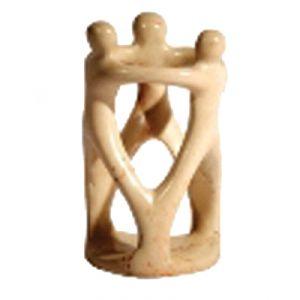 AF1489 - Il Girotondo dell'Amicizia, altezza 10 cm