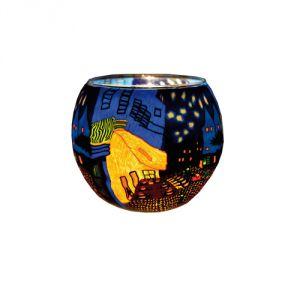 XL059 Van Gogh Caffè di Notte - Portalumino 15 cm