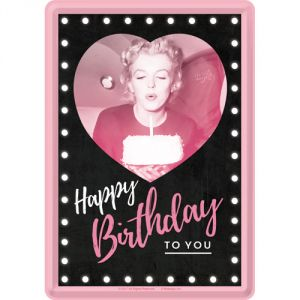 10314 Marilyn - Happy Birthday
