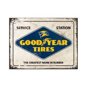 14370 Goodyear - Logo White