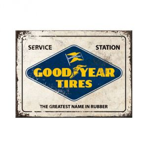 Goodyear - Logo White