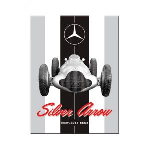 Magnete Mercedes-Benz - Silver Arrow