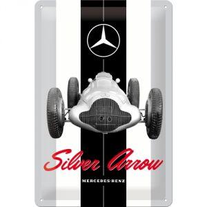 22275 Mercedes-Benz - Silver Arrow