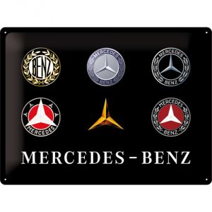 23251 Mercedes-Benz - Logo Evolution