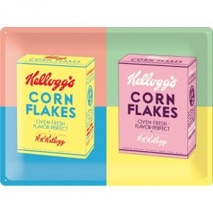 23256 Kellogg's - Packaging Pop Art