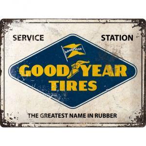 23241 Goodyear - Logo White