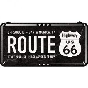 Highway 66 Black