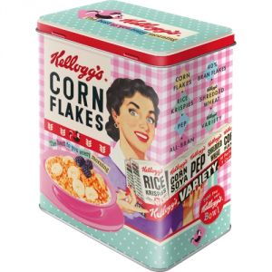 30147 Kellogg's - Happy Hostess Corn Flakes