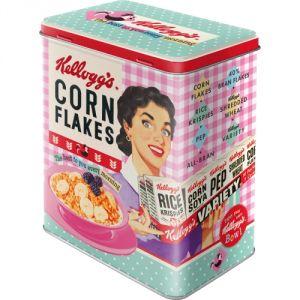Kellogg's - Happy Hostess Corn Flakes