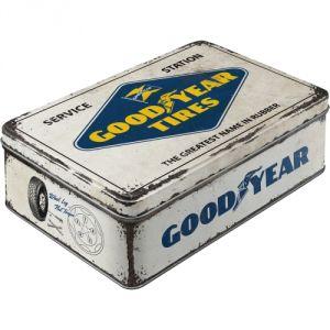 Goodyear - Logo White