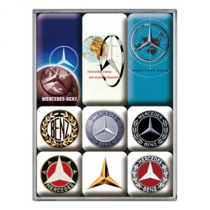 Mercedes-Benz - Logo Evolution