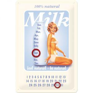20234 Calendario Milk
