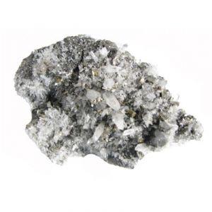 Quarzo, Pirite e Calcopirite (Romania)