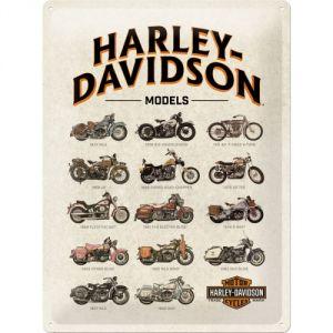 23233 Harley Davidson - Model Chart