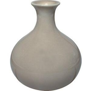 Vasetto ceramica beige
