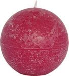 Candela profumata a sfera - Ambra