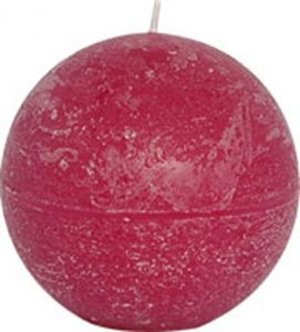 NB80 - Candela profumata a sfera