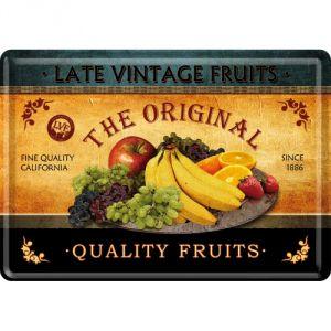 Quality fruits
