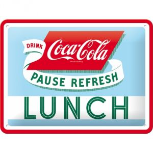 Pause refresh lunch