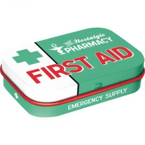 81332 First Aid Kit green