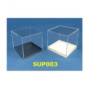 SUP003 - Scatoline in plastica, base bianca o nera