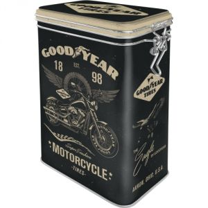 Goodyear motorcycle