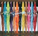 Bracciale colorato con murrine