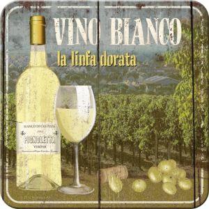 Sottobicchiere Vino bianco