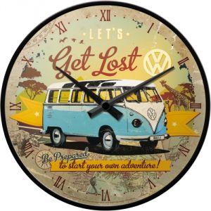 Orologio Volkswagen Let's Get Lost