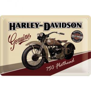 22137 Harley Davidson - Flathead