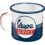 43214 Tazza in metallo Vespa - Service