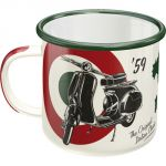 43215 Tazza in metallo Vespa '59 - The Original Italian Classic