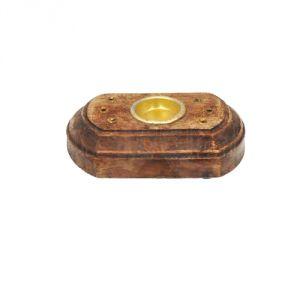 Bruciaconi e incensi in legno