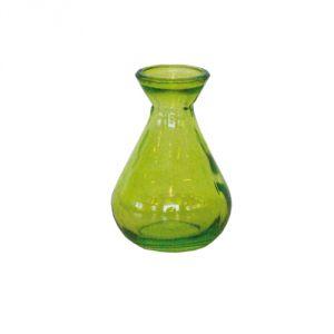 Vasetto vetro riciclato - verde