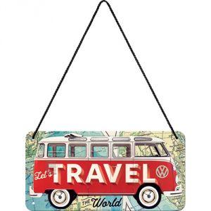 VW Bulli - Let's Travel the World