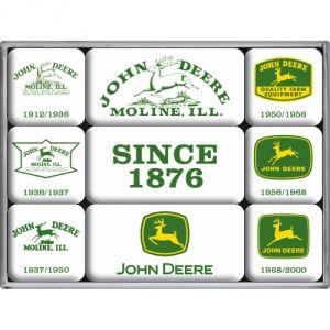 John Deere, Since 1876
