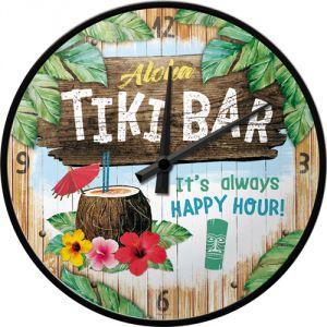 Orologio Tiki Bar