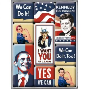 83039 United States of America - We Can Do It!