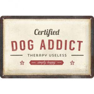 Dog addict
