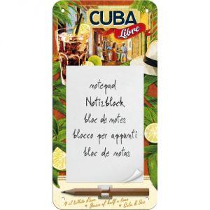 Notes magnetico Cuba Libre