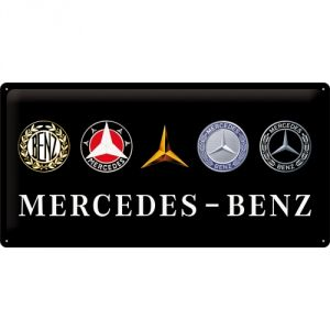 Cartello Mercedes - Benz