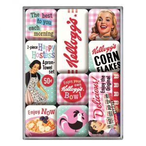 83106 Kellogg's - Happy Hostess Corn Flakes