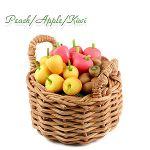 Magneti cestino con frutta e ortaggi